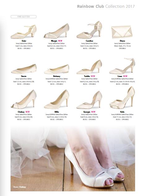 Atelier 7 Brautmode Schuhe Atelier 7